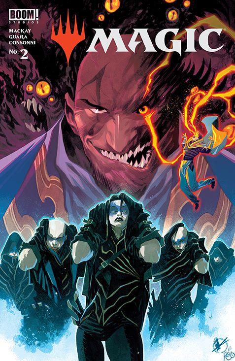 Magic_002_Cover_A_Main ComicList: BOOM! Studios New Releases for 05/12/2021