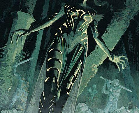 Magic_002_Cover_B2_Planeswalker ComicList Previews: MAGIC #2