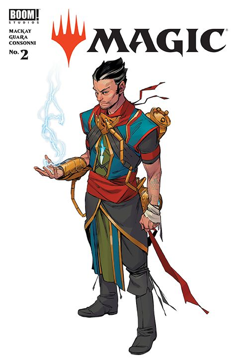 Magic_002_Cover_D_CharacterDesign ComicList: BOOM! Studios New Releases for 05/12/2021