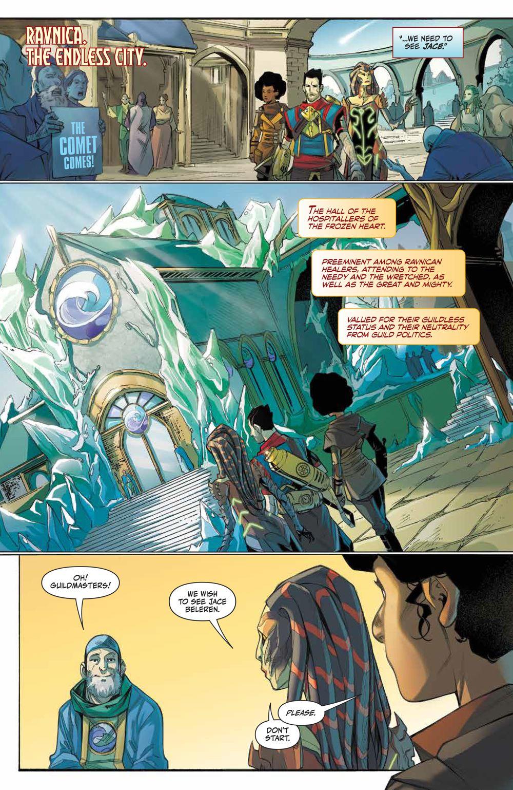 Magic_002_PRESS_6 ComicList Previews: MAGIC #2
