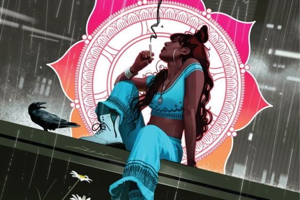 ManyDeathsLailaStarr_002_Cover_Variant_Dekal_PROMO First Look at BOOM! Studios' THE MANY DEATHS OF LAILA STARR #2