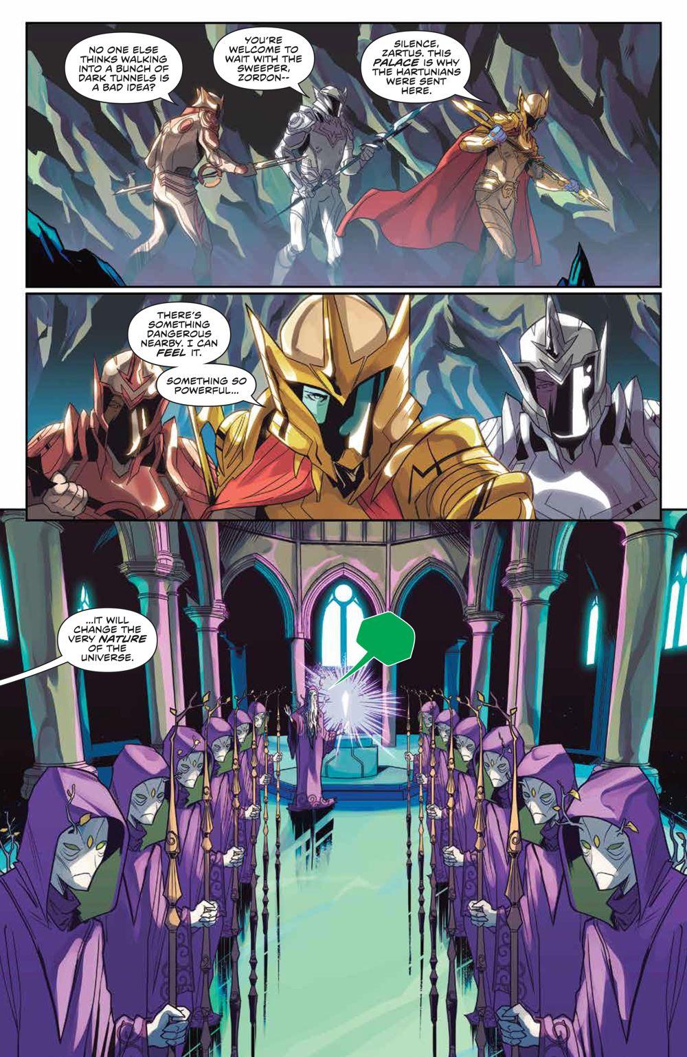 MightyMorphin_007_PRESS_4 ComicList Previews: MIGHTY MORPHIN #7