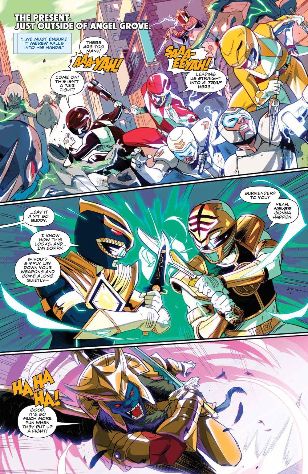 MightyMorphin_007_PRESS_6 ComicList Previews: MIGHTY MORPHIN #7