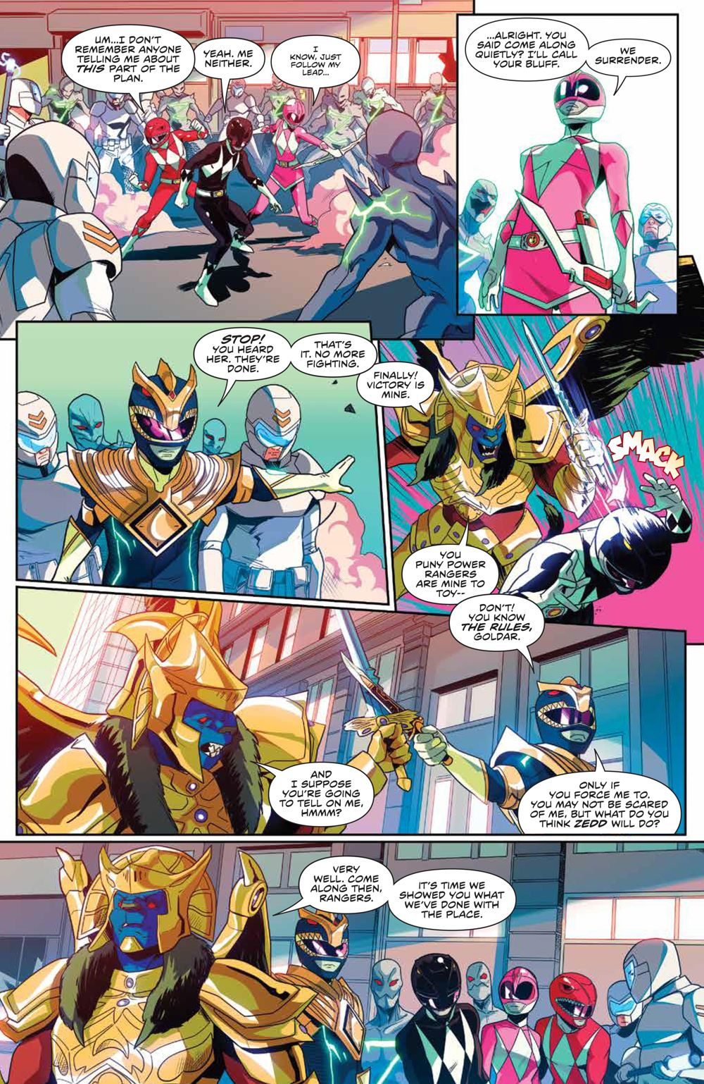 MightyMorphin_007_PRESS_8 ComicList Previews: MIGHTY MORPHIN #7