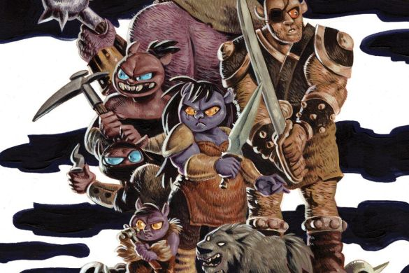 ORCS_005_Cover_Main_PROMO First Look at ORCS! #5 from BOOM! Studios