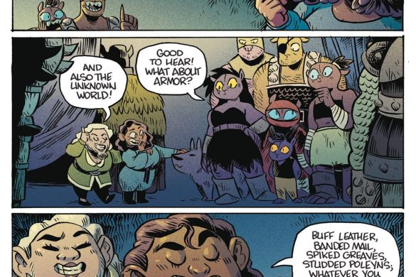 ORCS_005_InteriorArt_003_PROMO First Look at ORCS! #5 from BOOM! Studios