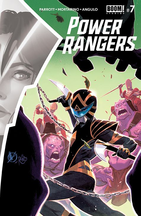 PowerRangers_007_Cover_A_Main ComicList: BOOM! Studios New Releases for 05/19/2021