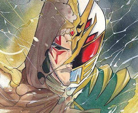 PowerRangers_007_Cover_F_Variant ComicList Previews: POWER RANGERS #7