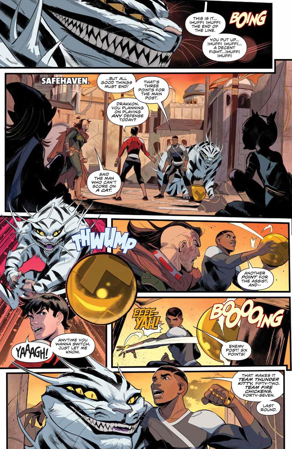 PowerRangers_007_PRESS_3 ComicList Previews: POWER RANGERS #7