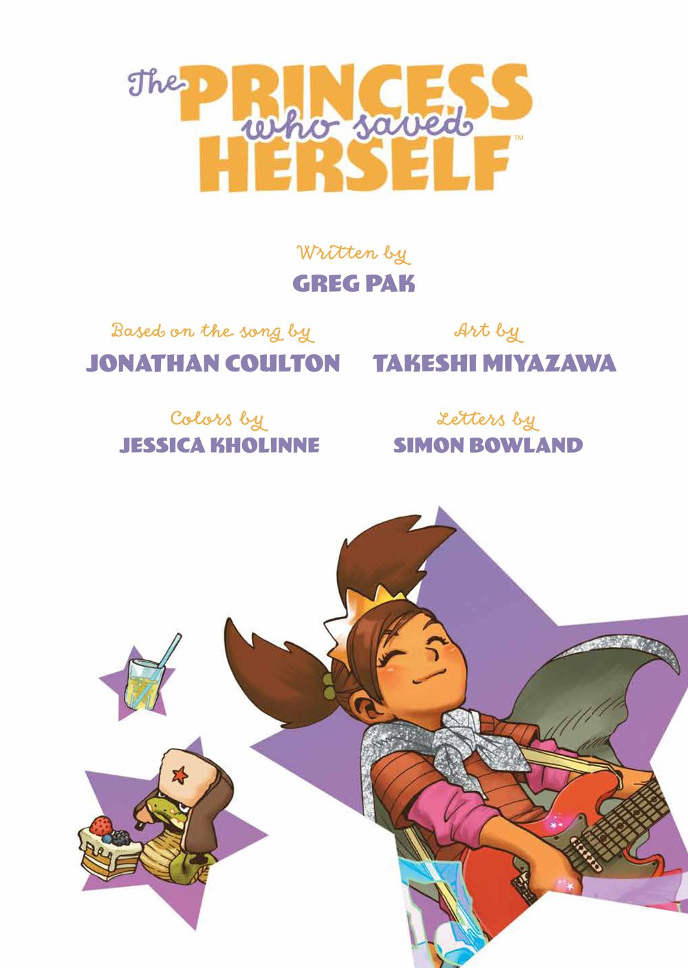 PrincessWhoSavedHerself_HC_PRESS_7 ComicList Previews: THE PRINCESS WHO SAVED HERSELF HC