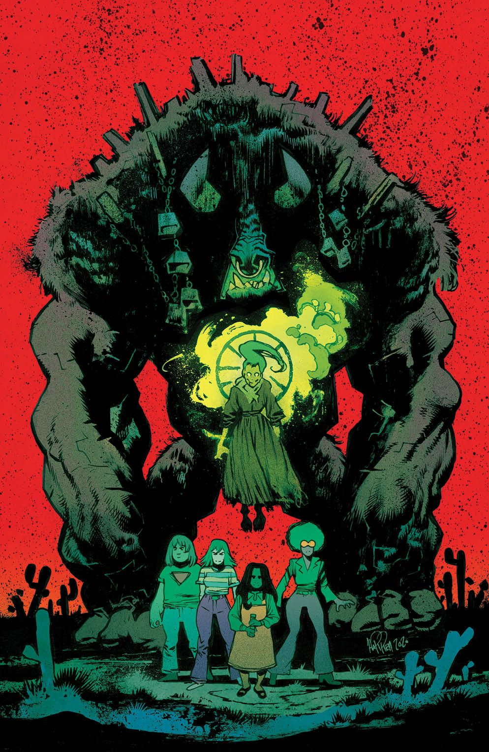 ProctorValleyRoad_003_Cover_D_Variant ComicList: BOOM! Studios New Releases for 05/12/2021