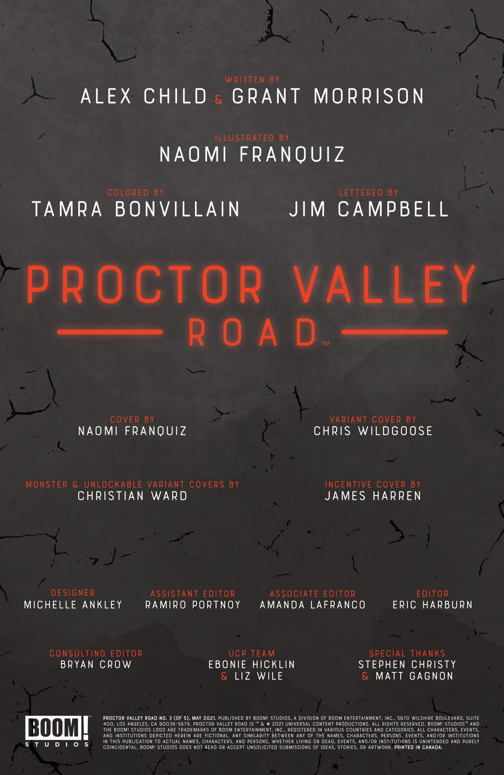 ProctorValleyRoad_003_PRESS_2 ComicList Previews: PROCTOR VALLEY ROAD #3 (OF 5)