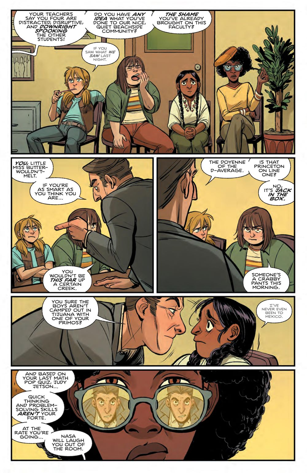 ProctorValleyRoad_003_PRESS_3 ComicList Previews: PROCTOR VALLEY ROAD #3 (OF 5)