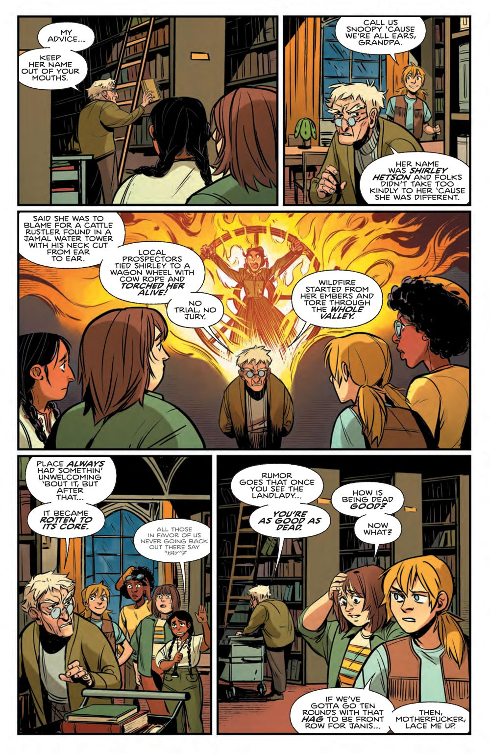 ProctorValleyRoad_003_PRESS_6 ComicList Previews: PROCTOR VALLEY ROAD #3 (OF 5)