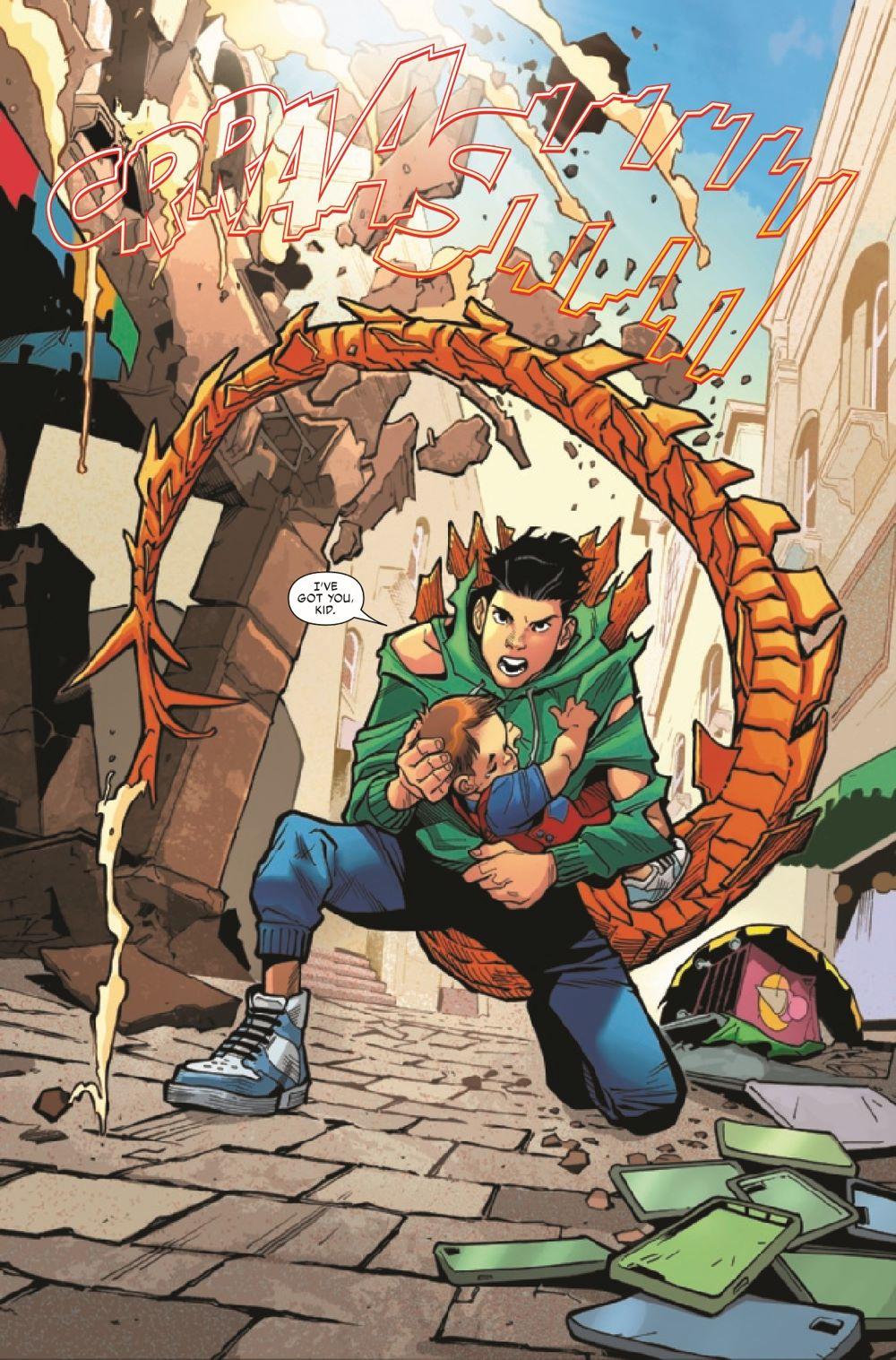 REPTIL2021001_Preview-6 ComicList Previews: REPTIL #1 (OF 4)
