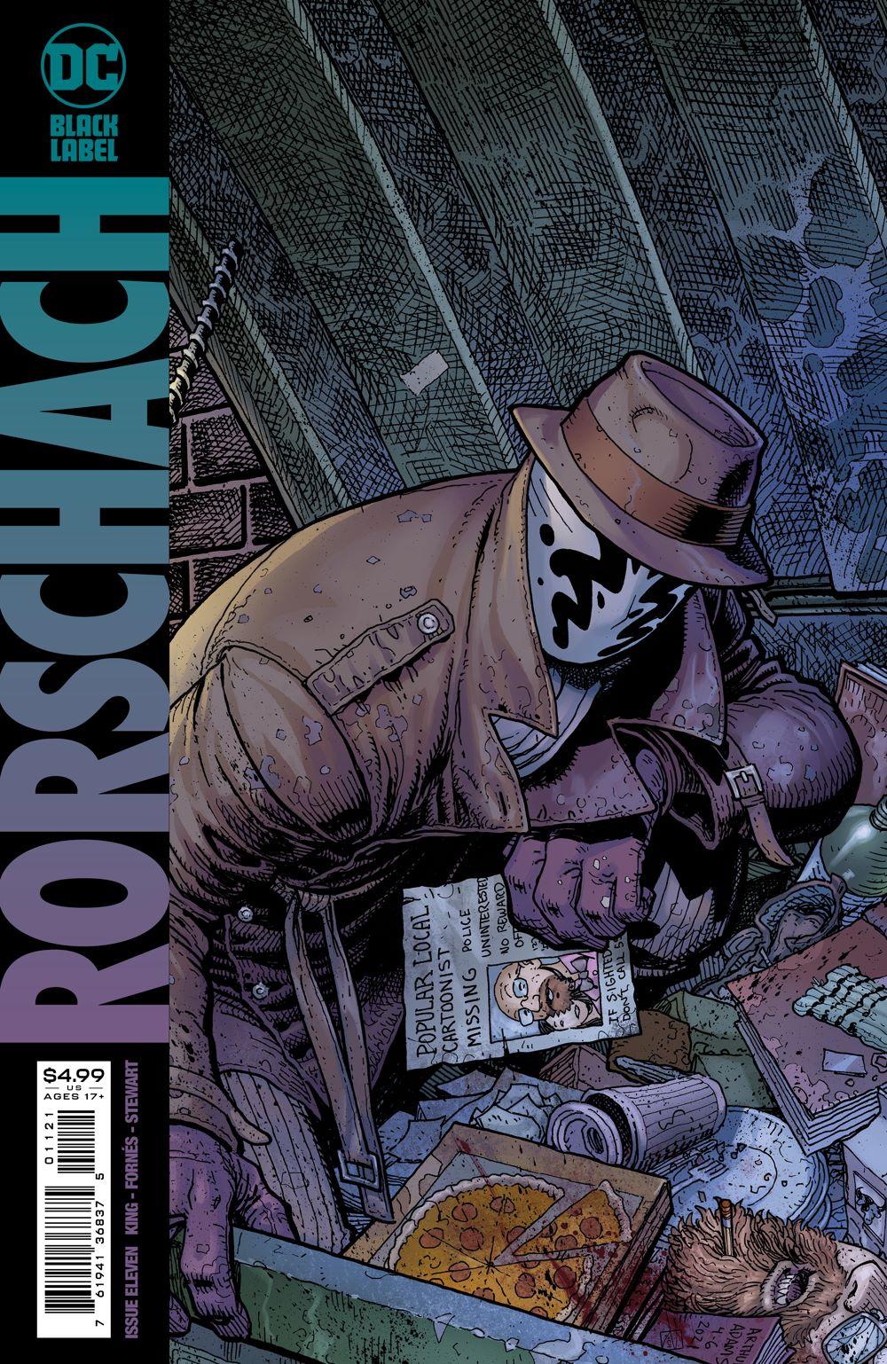RORSCHACH_Cv11_var_01121 DC Comics August 2021 Solicitations