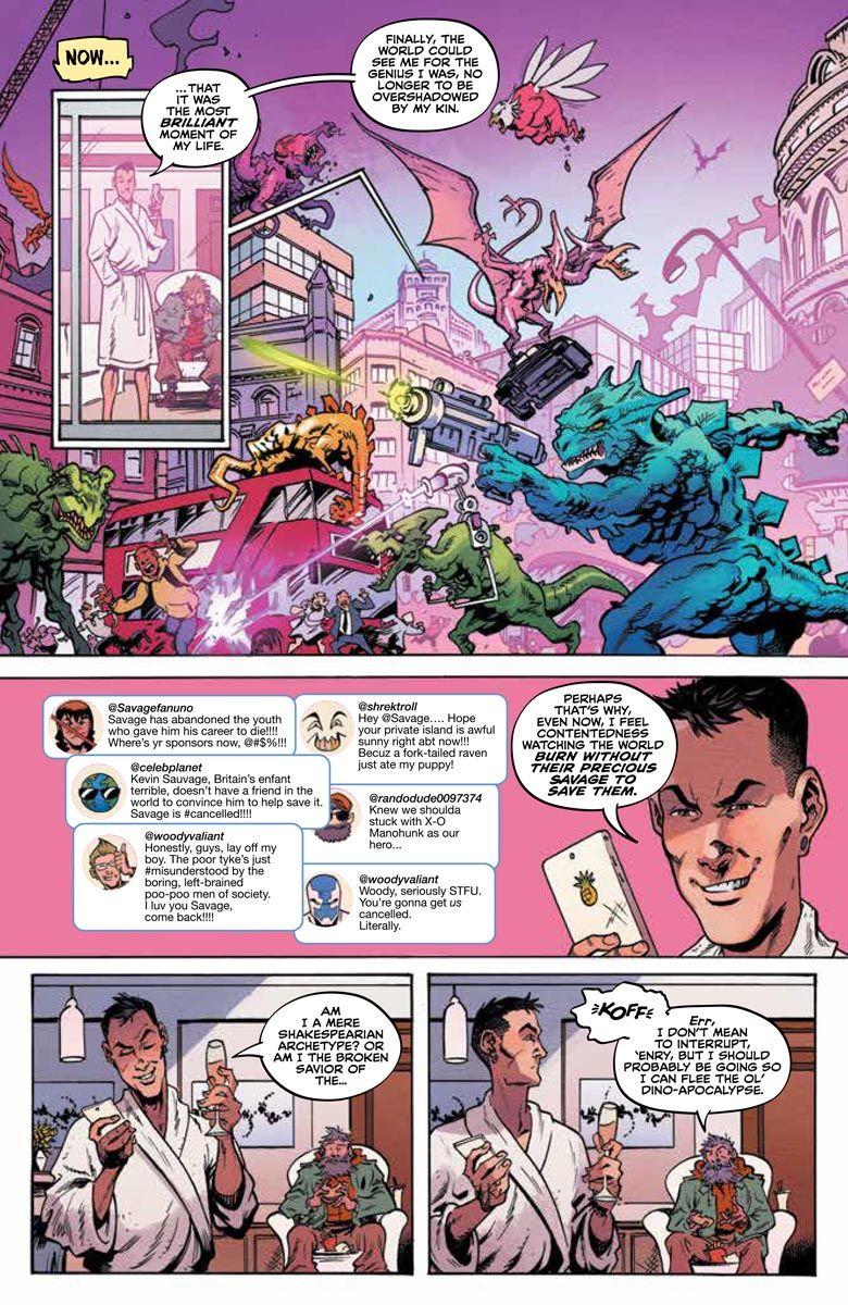SAVAGE_4_PREVIEW_3 ComicList Previews: SAVAGE #4