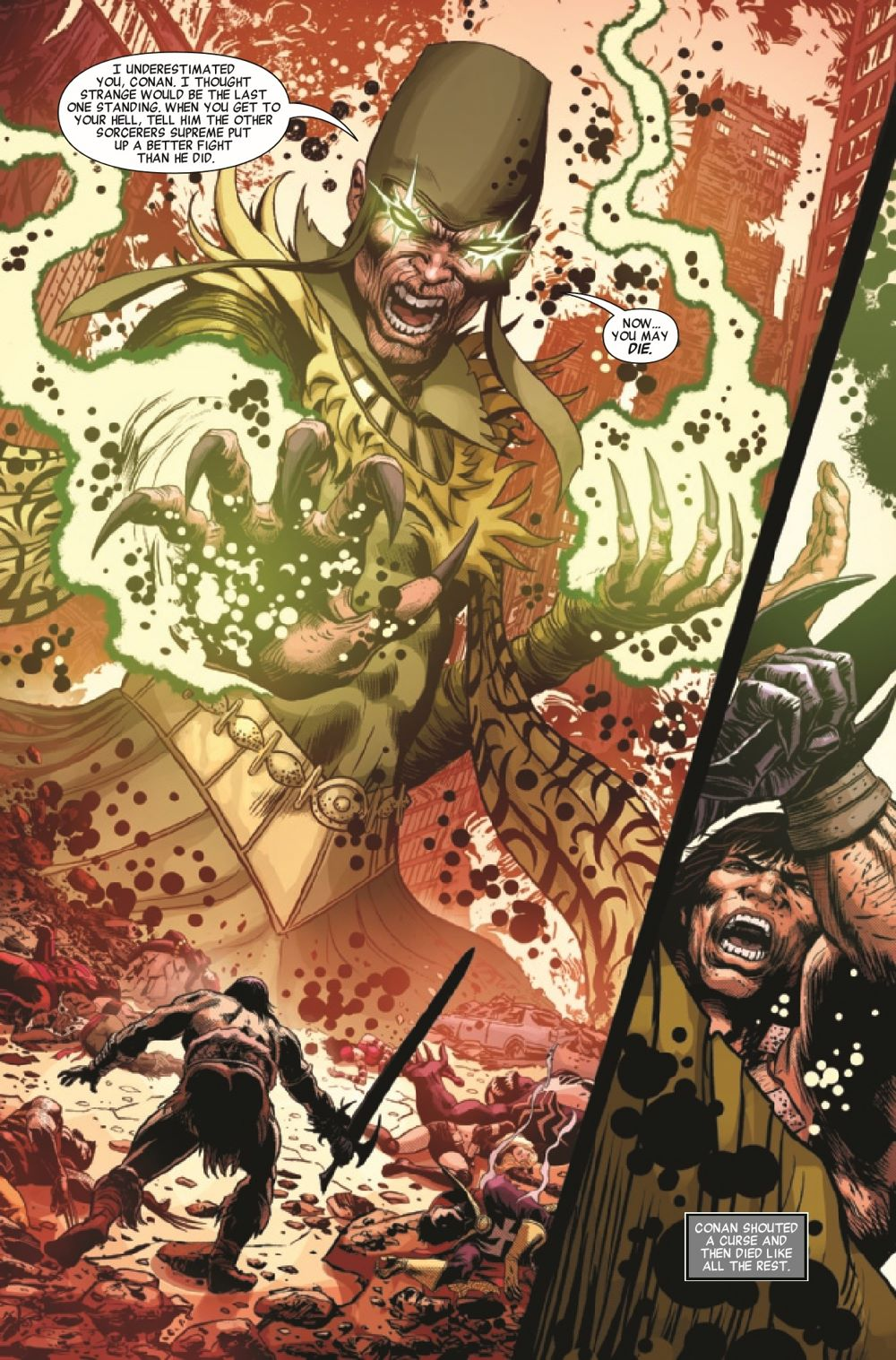 SAVAVEN2018021_Preview-3 ComicList Previews: SAVAGE AVENGERS #21