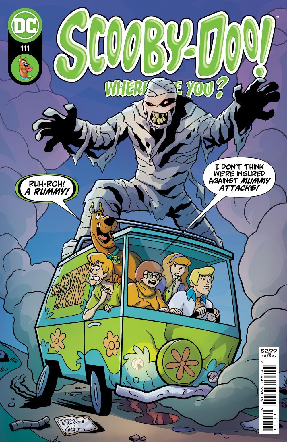 SDWAY_Cv111 DC Comics August 2021 Solicitations