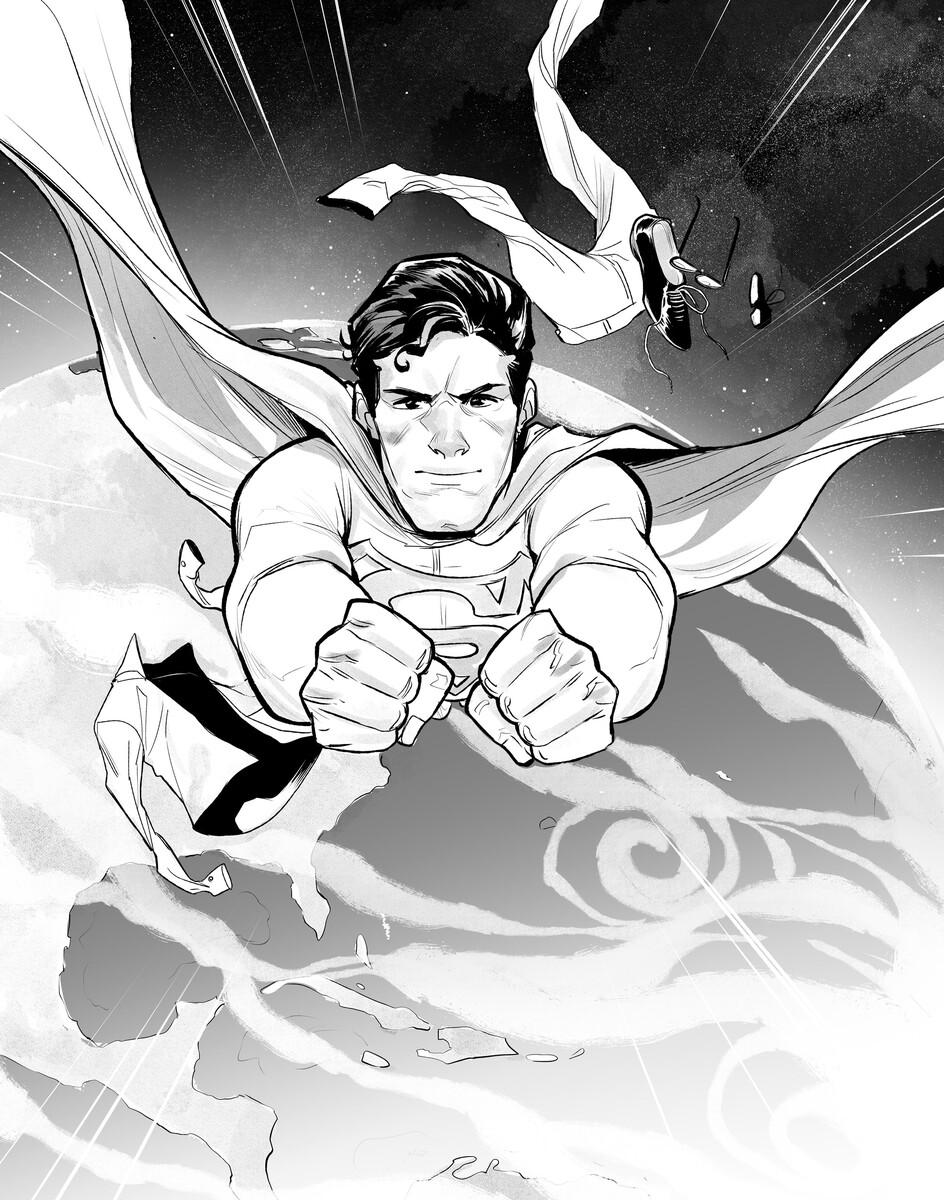 SMvsLOBO-page-05_60a80b38c1f9f1.70488437 Men will meet in DC's SUPERMAN VS. LOBO