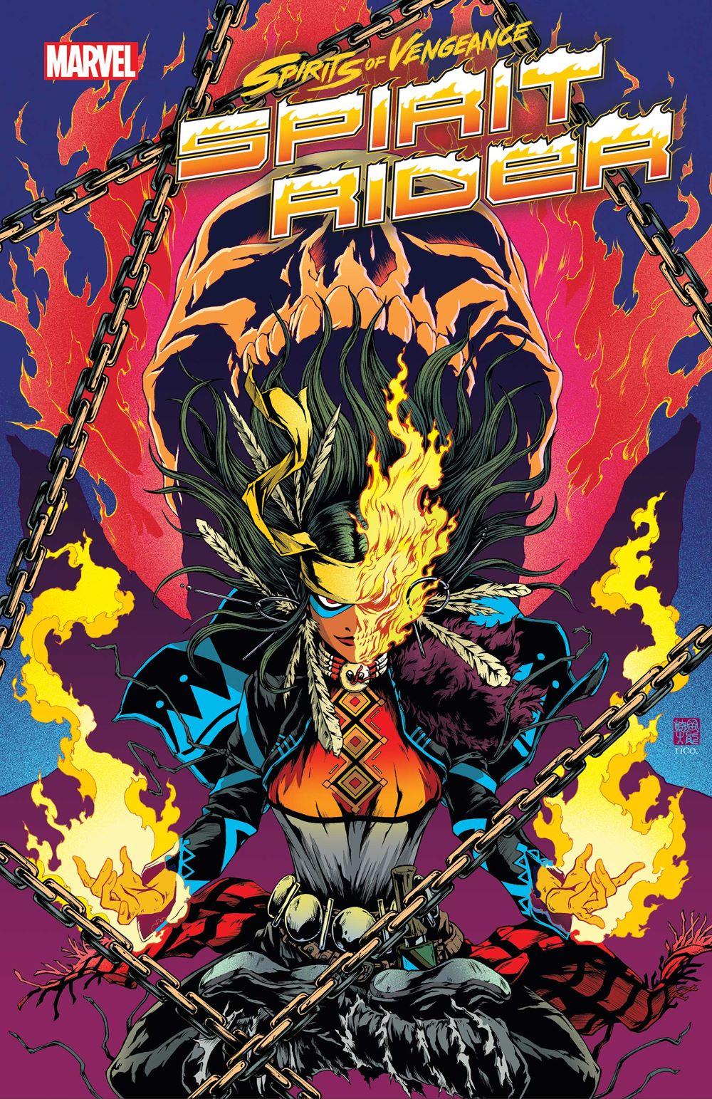 SOVSPRIDER2021001_cvr Marvel Comics August 2021 Solicitations