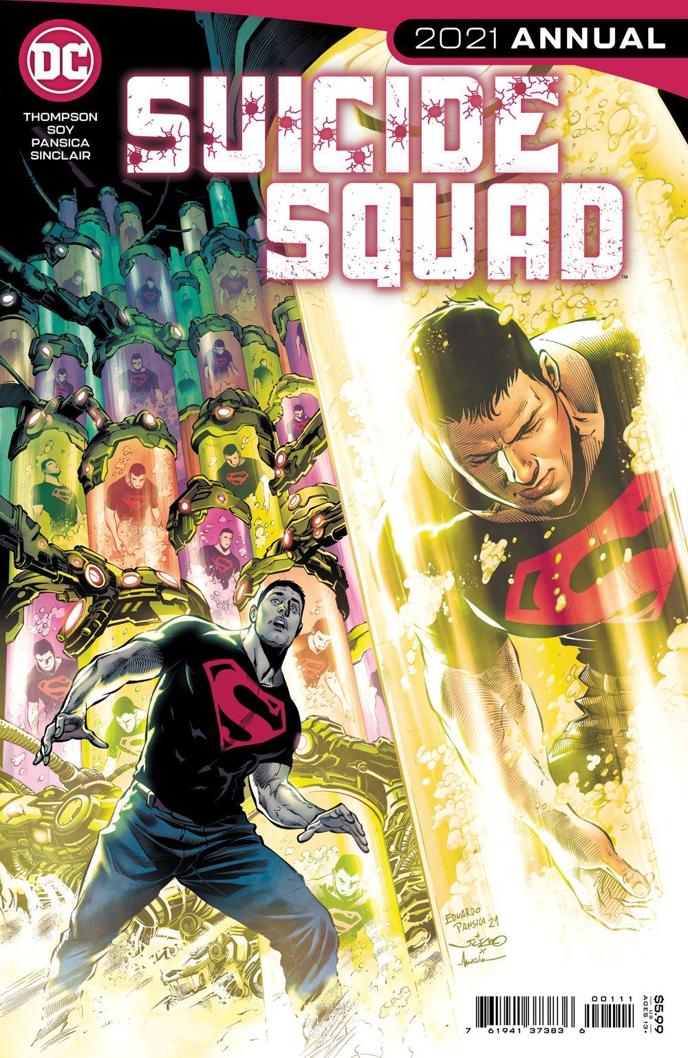 SSQAUDANN2021_Cv1 DC Comics August 2021 Solicitations
