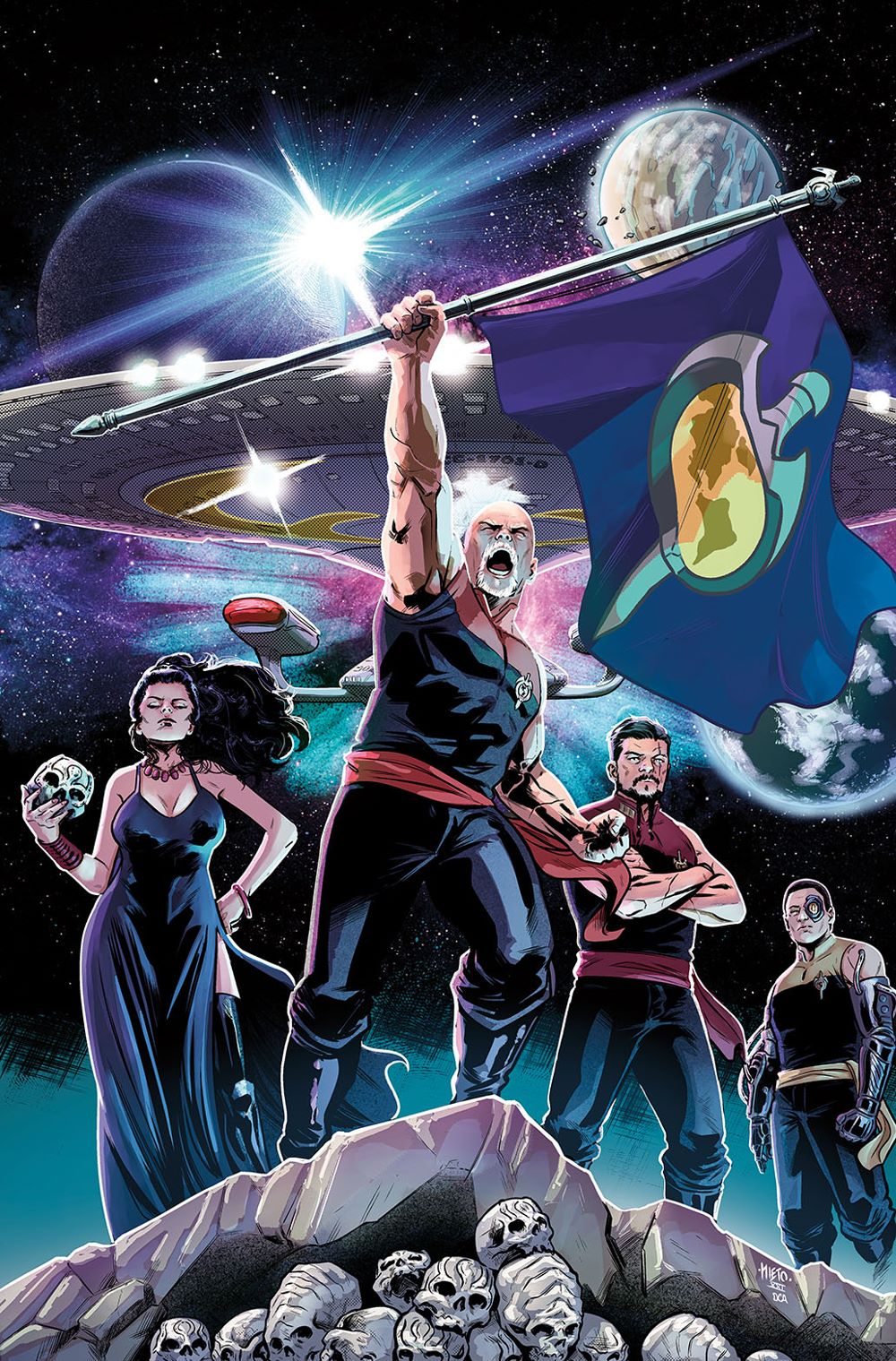 STARTREKTNG_THEMIRRORWARS_ISSUE0_COVER_INKS_RETv2-copy IDW Publishing August 2021 Solicitations