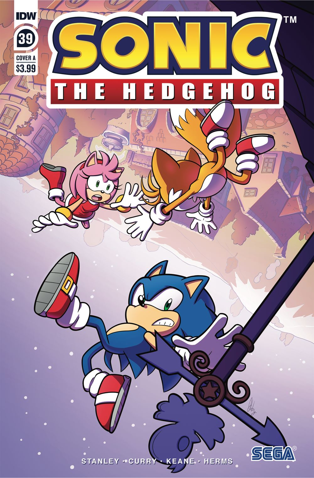 STH39_cvrA ComicList: IDW Publishing New Releases for 05/12/2021