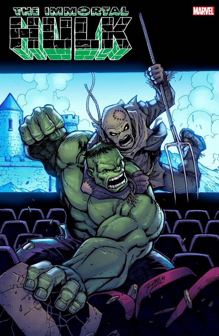 STL185538 ComicList: Marvel Comics New Releases for 05/19/2021