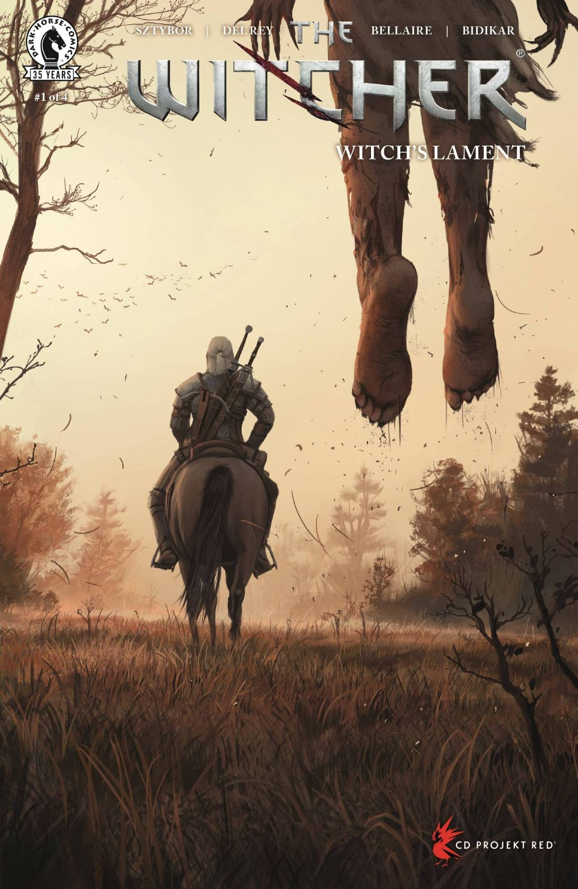 STL185738 ComicList: Dark Horse Comics New Releases for 05/26/2021