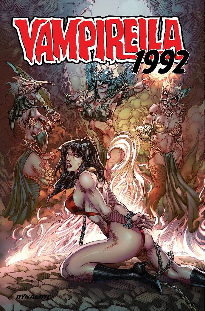 STL188563 ComicList: Dynamite Entertainment New Releases for 06/02/2021