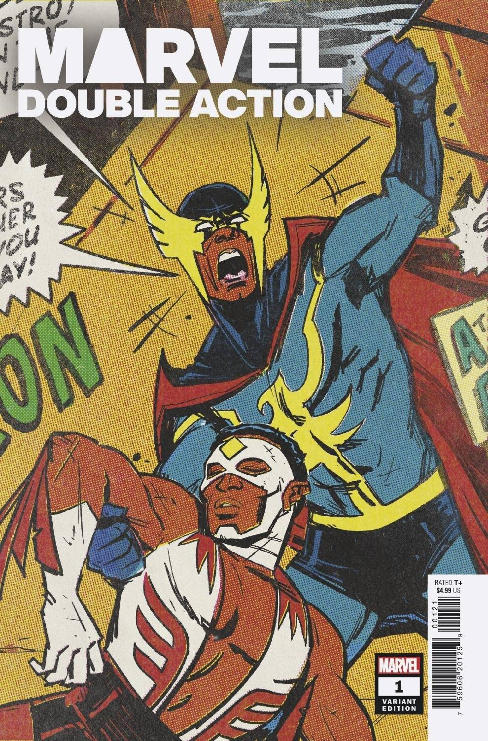 STL188971 ComicList: Marvel Comics New Releases for 06/02/2021