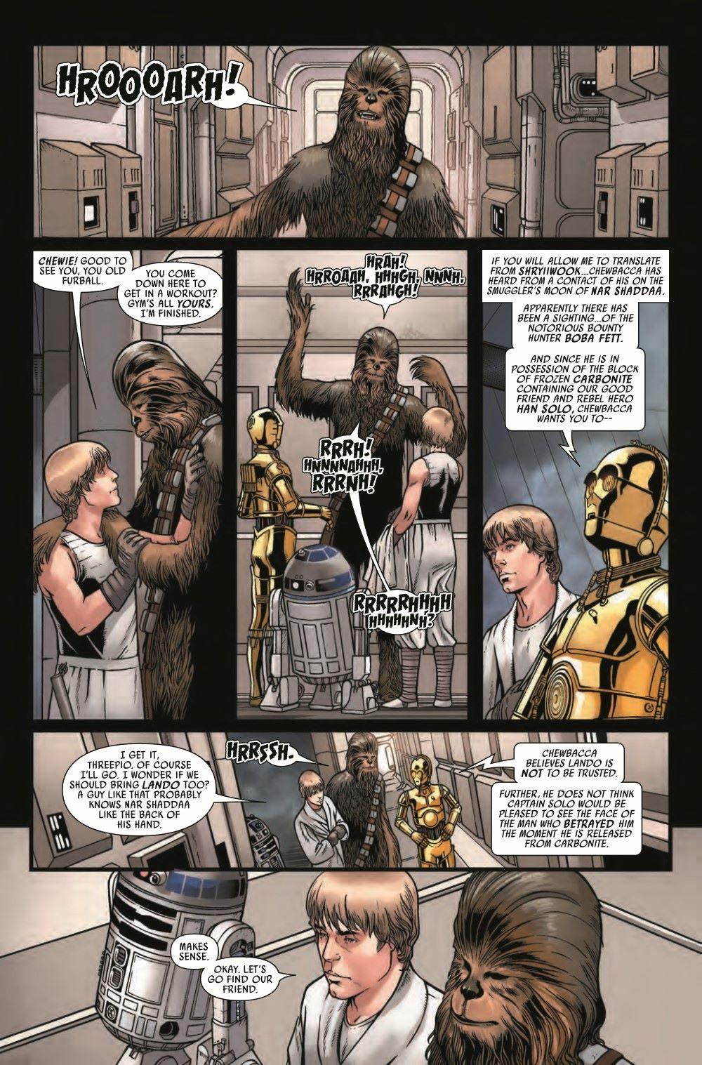STWARS2020013_Preview-7 ComicList Previews: STAR WARS #13