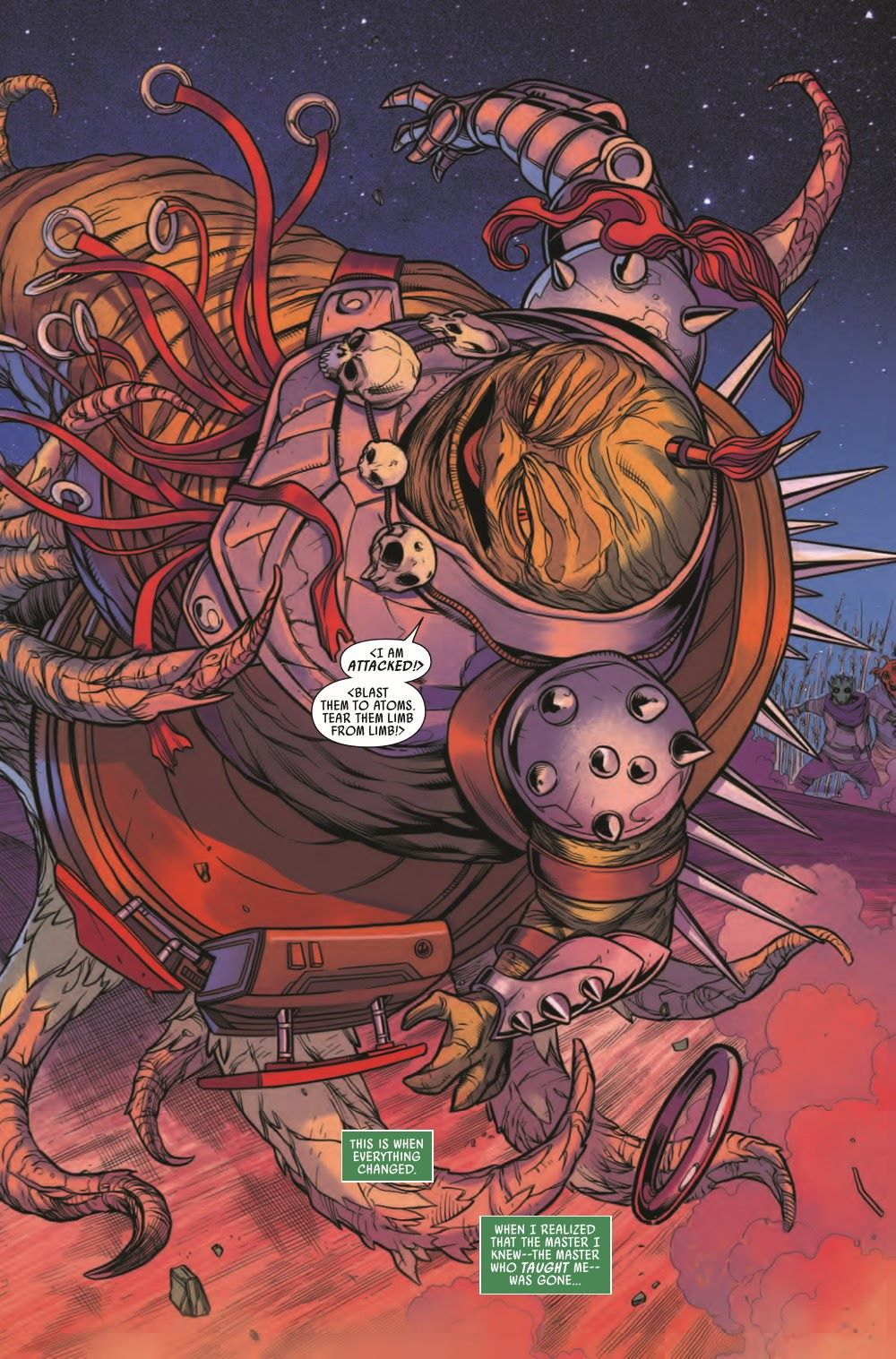 STWHIGHREP2021005_Preview-5 ComicList Previews: STAR WARS THE HIGH REPUBLIC #5