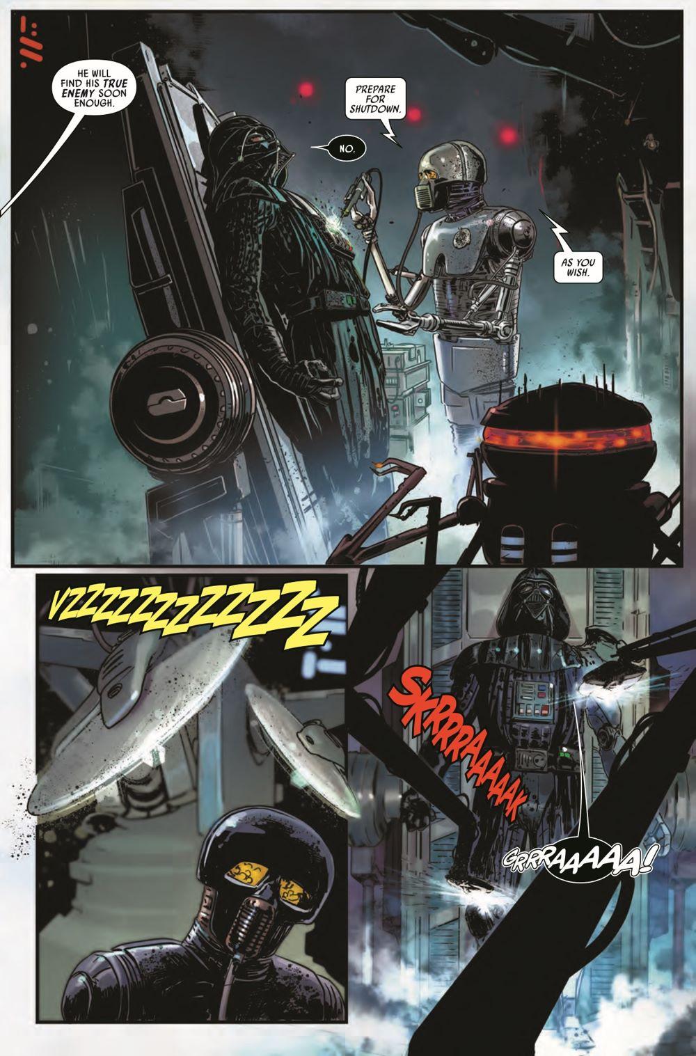 STWVADER2020012_Preview-5 ComicList Previews: STAR WARS DARTH VADER #12