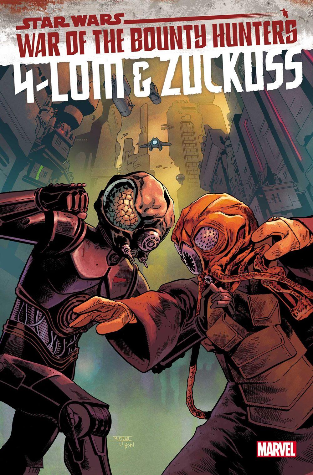 STWWAROTBH4LOMZUCK001 Marvel Comics August 2021 Solicitations