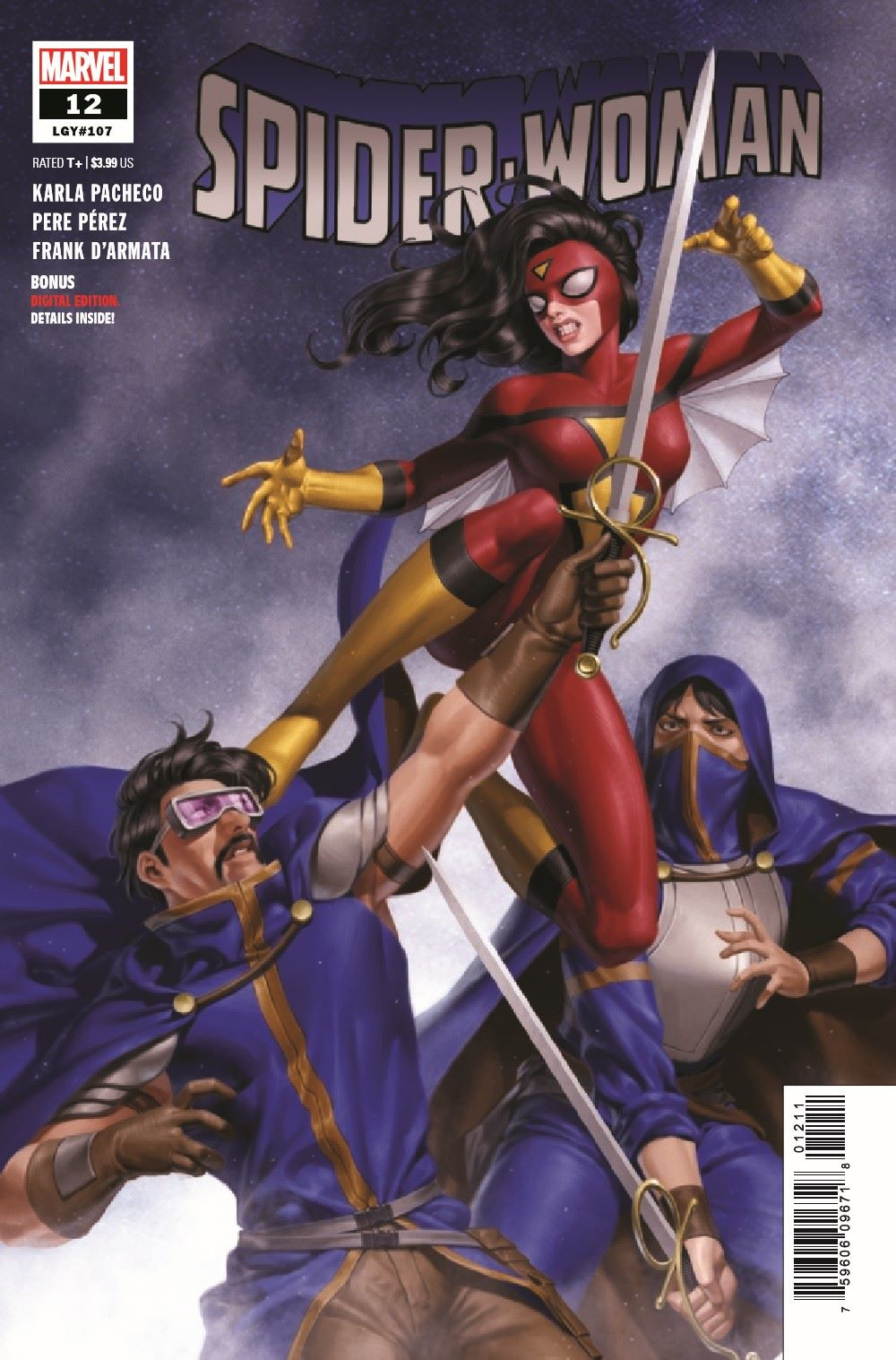 SWOMAN2020012_Preview-1 ComicList Previews: SPIDER-WOMAN #12