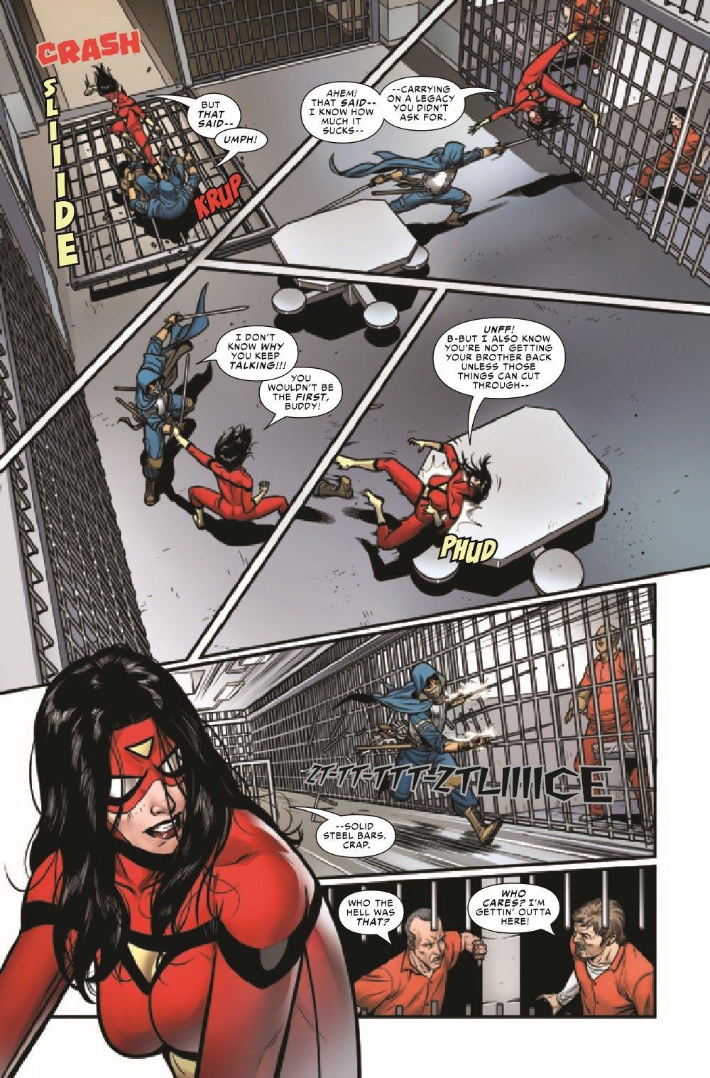 SWOMAN2020012_Preview-5 ComicList Previews: SPIDER-WOMAN #12