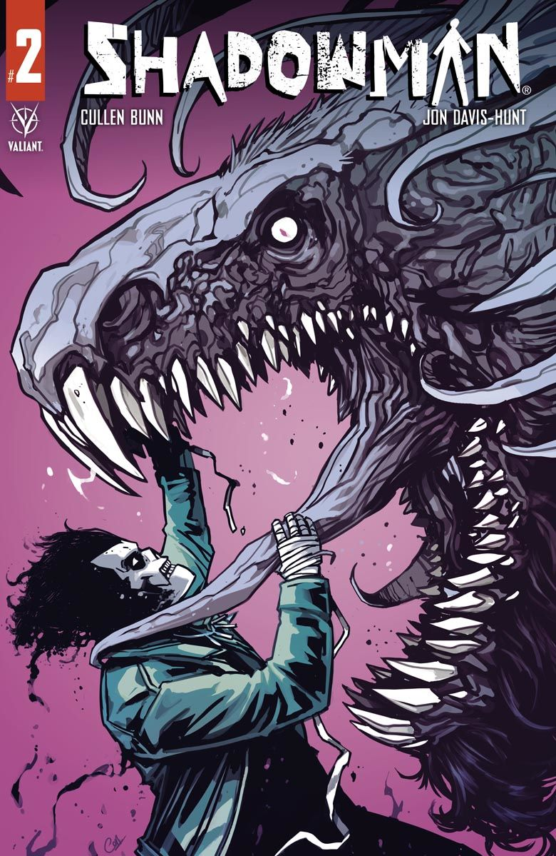 Shadowman_02_B ComicList: Valiant Entertainment New Releases for 05/26/2021