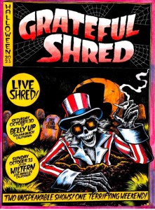 Shred1-1-221x300 Inside the Grateful Shred Poster Vault