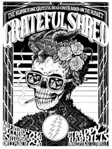 Shred5-225x300 Inside the Grateful Shred Poster Vault