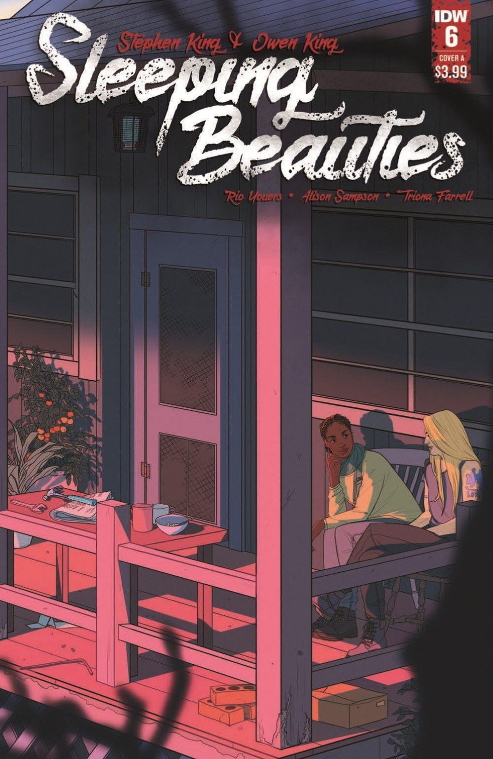 SleepingBeauties_06_pr-1 ComicList Previews: SLEEPING BEAUTIES #6 (OF 10)