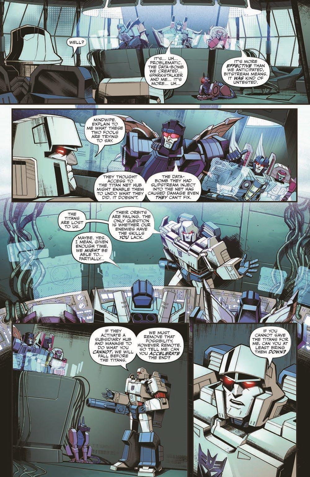 TF2019_29-pr-3 ComicList Previews: TRANSFORMERS #29