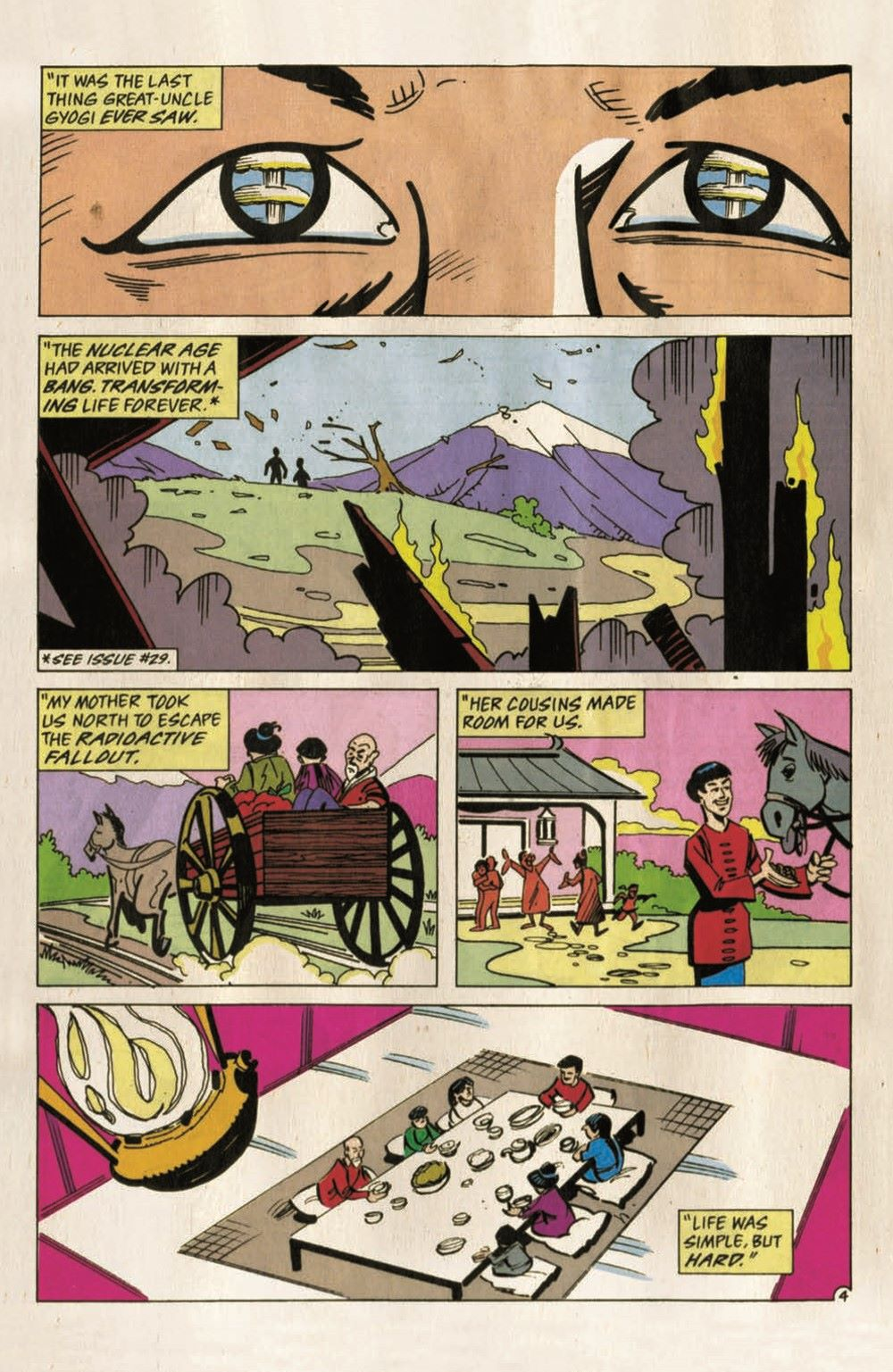 TMNT-Bestof-Splinter_pr-6 ComicList Previews: TEENAGE MUTANT NINJA TURTLES BEST OF SPLINTER #1