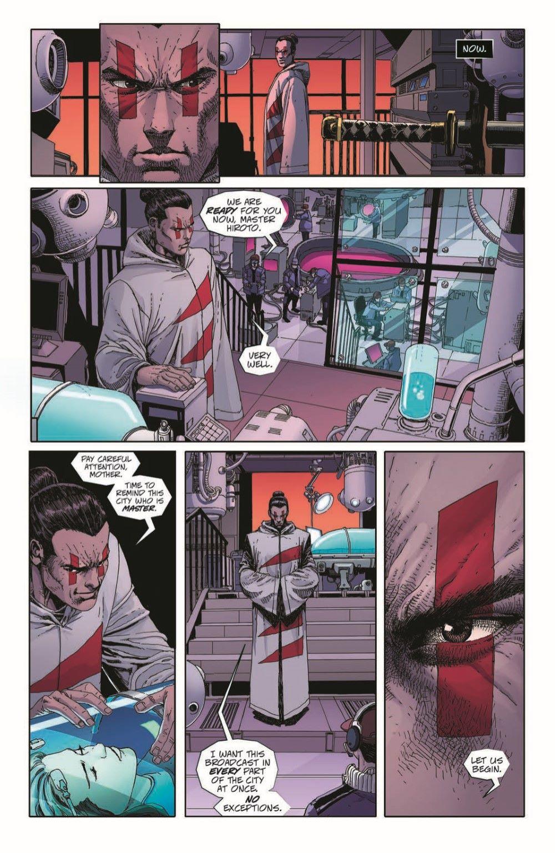 TMNT-LastRonin03_pr-5 ComicList Previews: TEENAGE MUTANT NINJA TURTLES THE LAST RONIN #3 (OF 5)