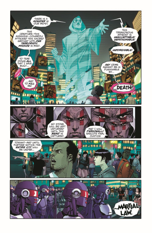 TMNT-LastRonin03_pr-7 ComicList Previews: TEENAGE MUTANT NINJA TURTLES THE LAST RONIN #3 (OF 5)