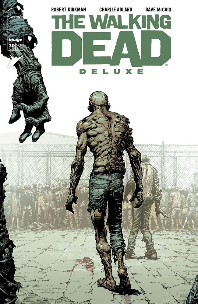 TheWalkingDeadDeluxe_20A Image Comics August 2021 Solicitations