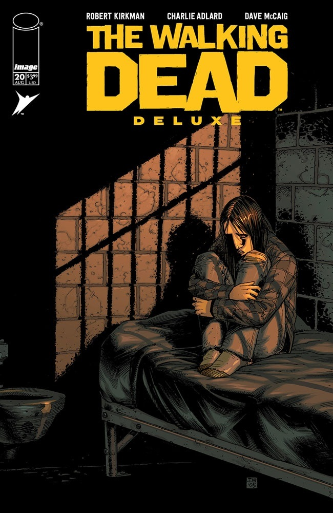 TheWalkingDeadDeluxe_20B Image Comics August 2021 Solicitations