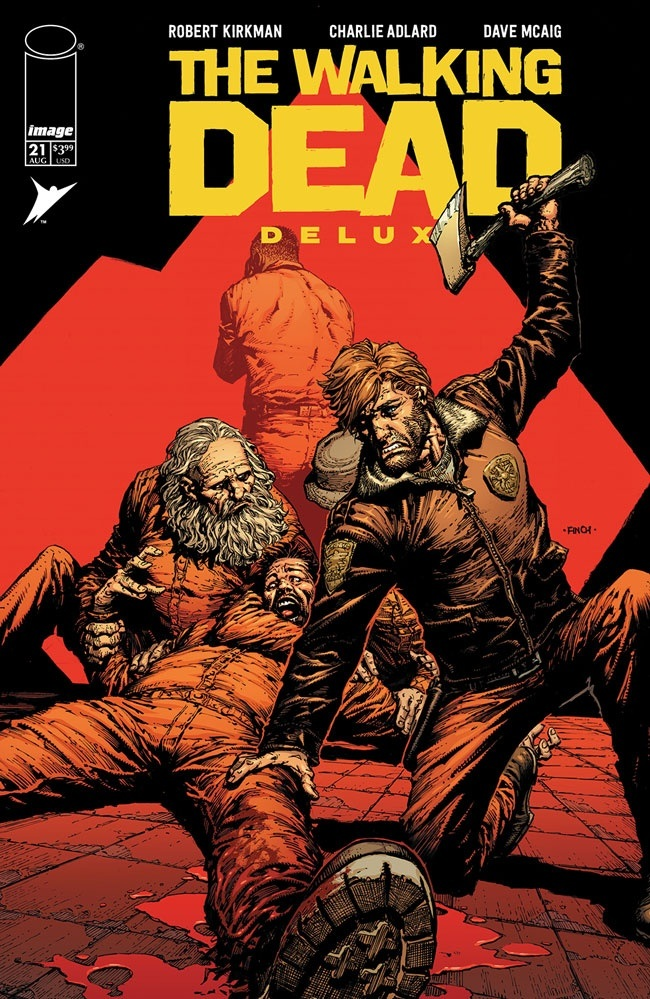 TheWalkingDeadDeluxe_21a Image Comics August 2021 Solicitations