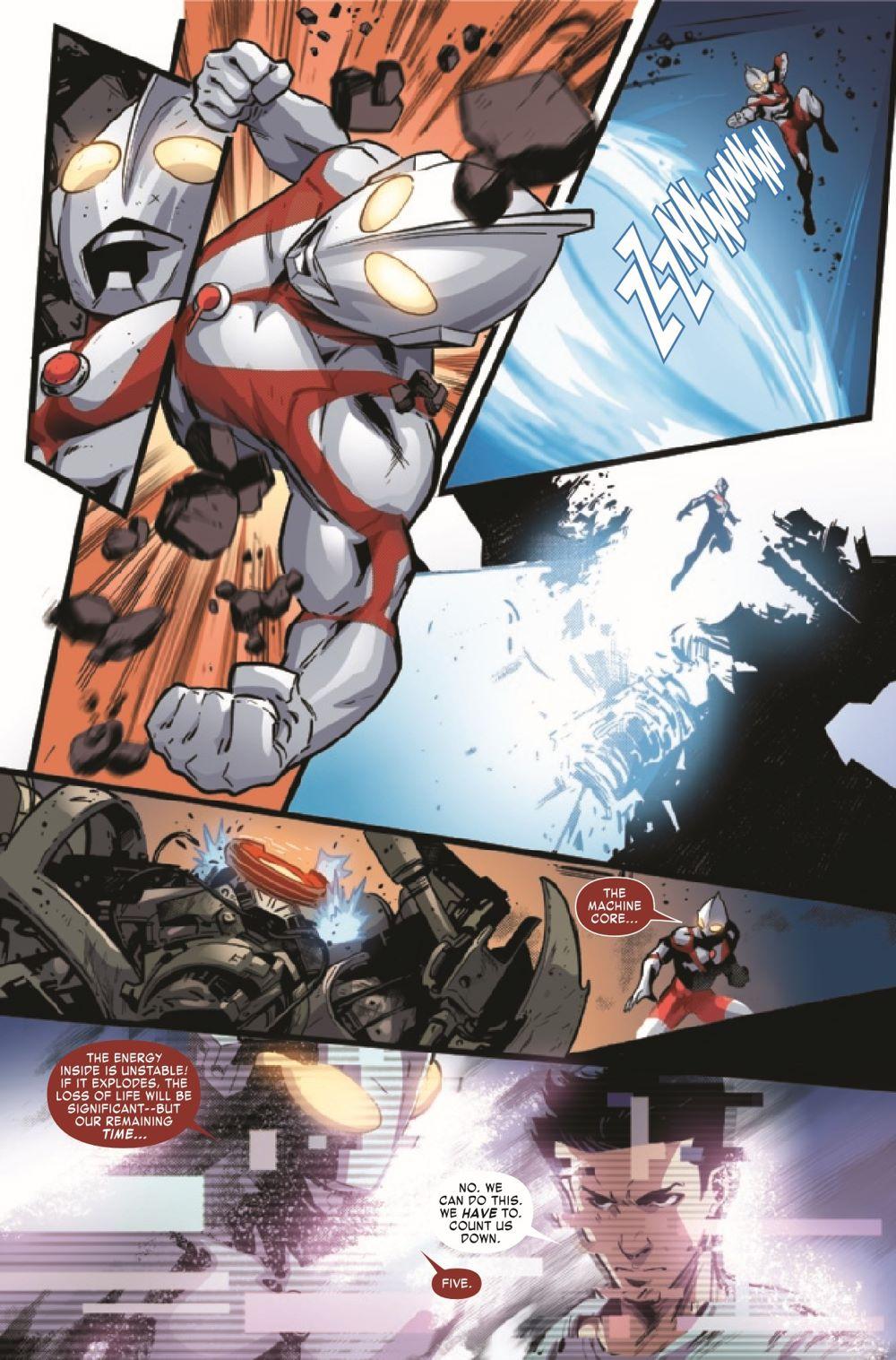 ULTRAMANTRIALS2021003_Preview-4 ComicList Previews: TRIALS OF ULTRAMAN #3 (OF 5)